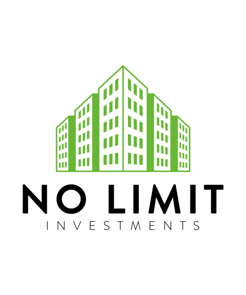 Graphic Design of No Limit Investments